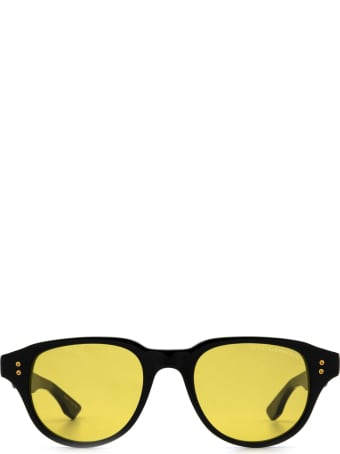 Dita Dita Dts708-a-01-a Black Gold Sunglasses