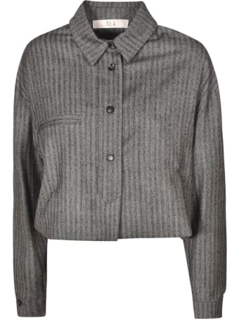 Tela Oslo Cropped Shirt