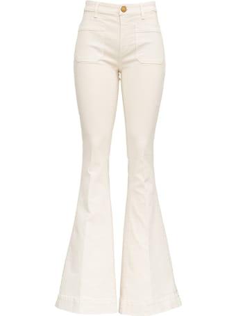 The Seafarer Jackie Flare Denim Jeans