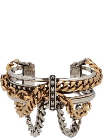 Alexander McQueen 'punk Chain' Bracelet