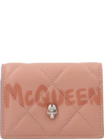 Alexander McQueen 'graffiti' Wallet