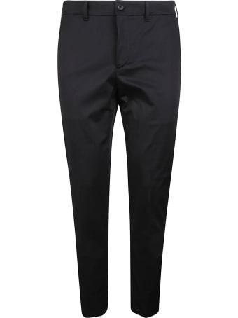 Prada Regular Fit Plain Trousers