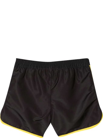 Moschino Black Shorts