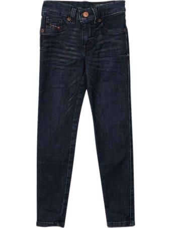 Diesel Teen Blue Jeans Disel Kids