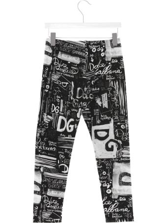 Dolce & Gabbana 'dg Next' Leggings