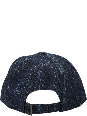 Etro 'arnica' Cap