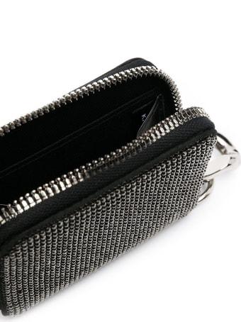 Kara Crystal Crossbody Wallet