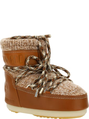 Chloé X Moon Boots