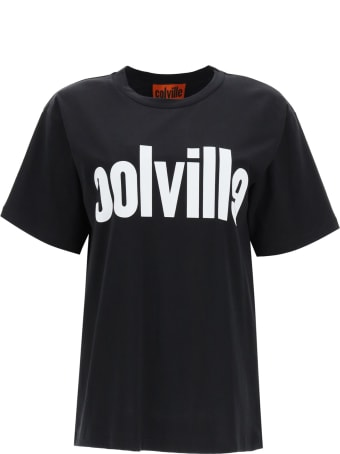 Colville T-shirt With Logo Print