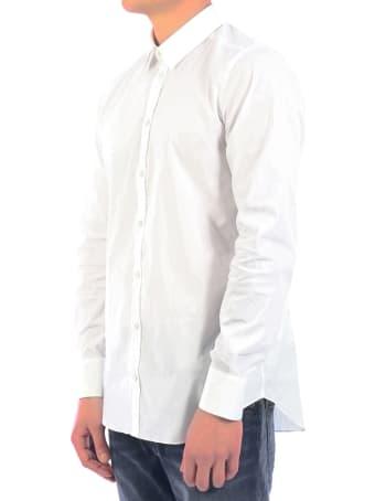 Alessandro Gherardi Cotton Shirt White
