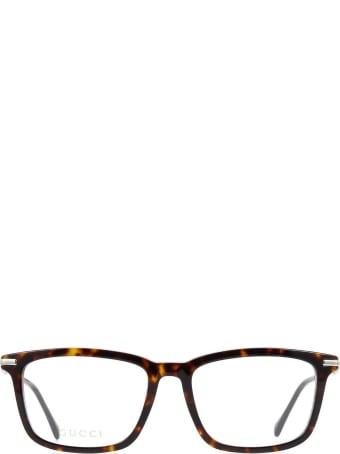 Gucci Gucci Gg0920o Dark Havana Glasses
