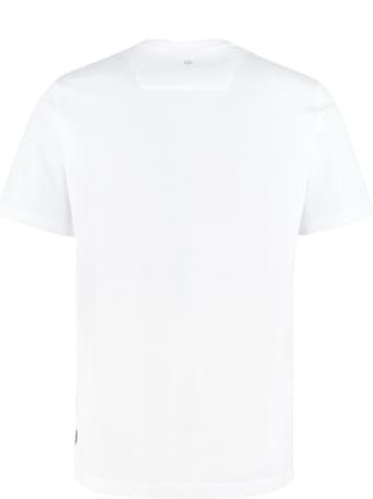 BALR. Cotton Crew-neck T-shirt
