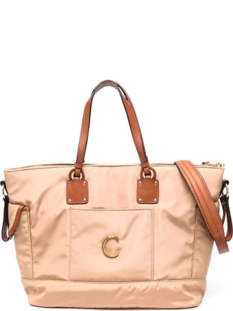 Chloé Beige Baby Changing Bag