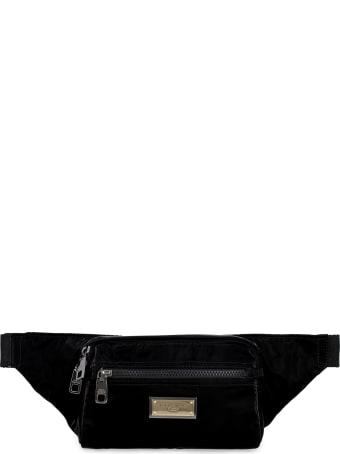 Dolce & Gabbana Belt Bag With Logo