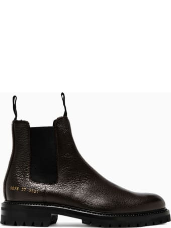 Common Projects Winter Chelsea Common Projects Ankle Boots 6076