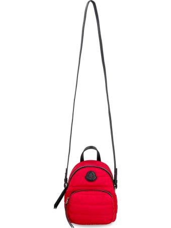 Moncler Kilia Mini Quilted Nylon Backpack Bag