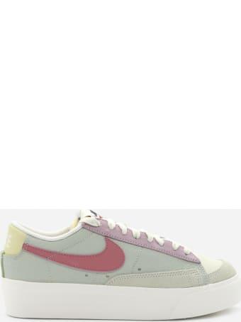 Nike Low Platform Blazer Sneakers