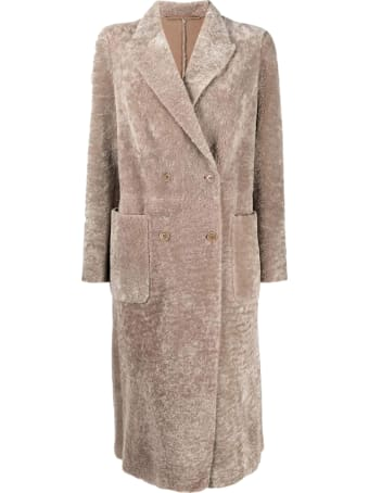 Salvatore Santoro Double-breasted Fitted Coat