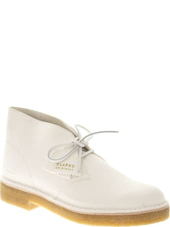 Clarks Desert Boot - Suede Ankle Boot