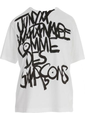 Junya Watanabe Printed S/s T-shirt