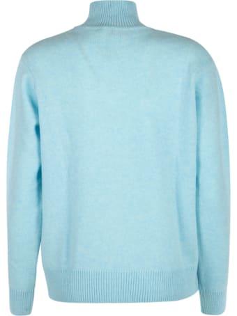 Maison Kitsuné High Neck Sweater