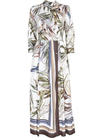 "Sara Roka ""Edna"" cotton dress"