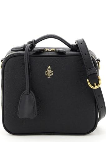 Mark Cross Madison Mini Zip-around Bag