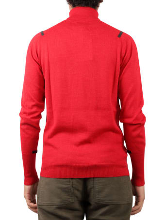 The Inoue Brothers Red Sweater