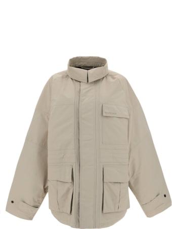 Balenciaga Parka Coat