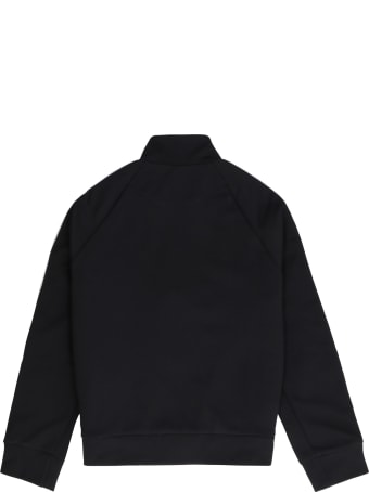 Fendi Contrasting Stripes Full-zip Jacket