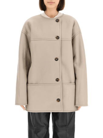 Loulou Studio Shearling Jacket
