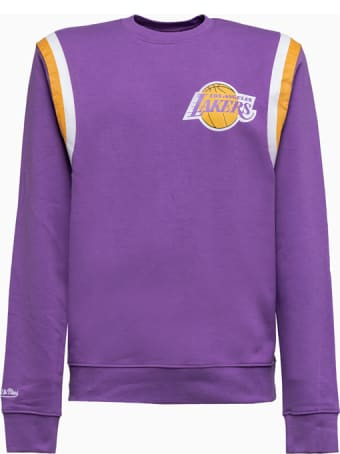 Mitchell & Ness Mitchell And Ness La Lakers Sweatshirt Bmfcintl908