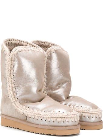 Mou Gray Boots