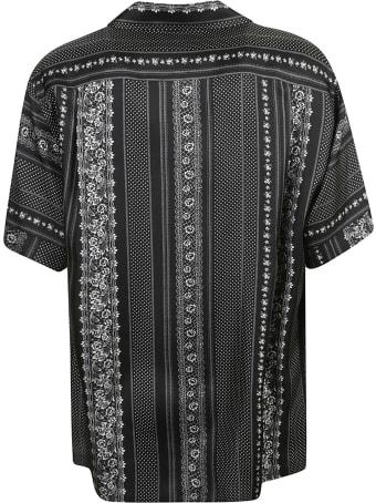 Dolce & Gabbana Pattern Printed Shirt