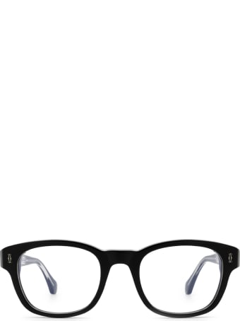 Cartier Eyewear Cartier Ct0292o Black Glasses
