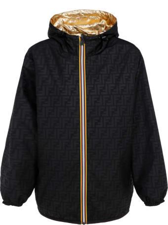 Fendi X K-way Coat