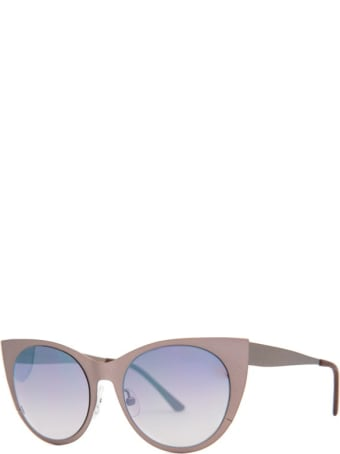 Kyme Gun Metal Angel Sunglasses For Girl