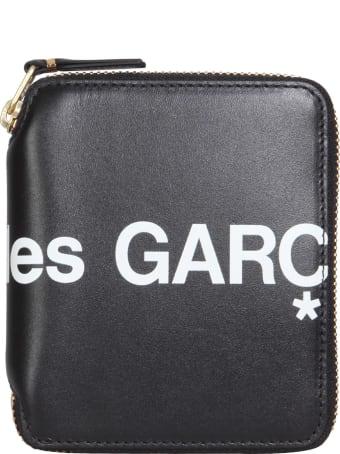 Comme des Garçons Wallet Wallet With Zip