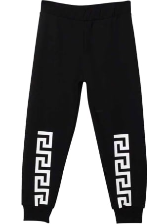 Versace Young Black Joggers