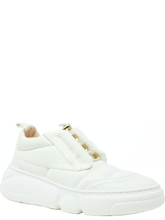 Attilio Giusti Leombruni Agl Leather Venus Sneakers