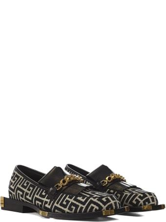Balmain Paris Loafers