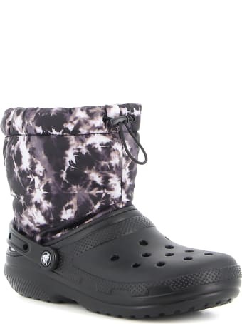 Crocs Cls Lined Neo Puff Tiedye Boot