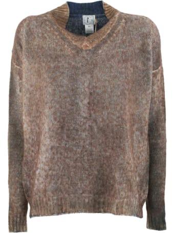 Cristiano Fissore Round Neck Cashmere Sweater