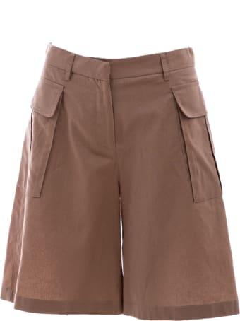 Ballantyne Linen And Cotton Shorts