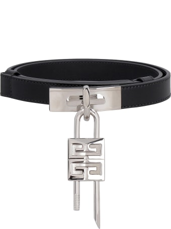 Givenchy Calf Leather Belt