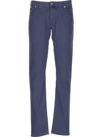 Jacob Cohen Cotton Jeans