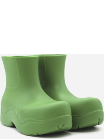 Bottega Veneta Biodegradable Rubber Puddle Booties