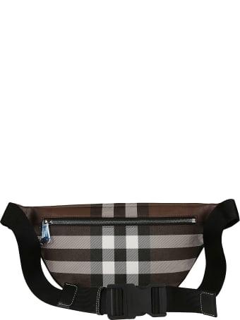 Burberry Giant Check Belt Bag
