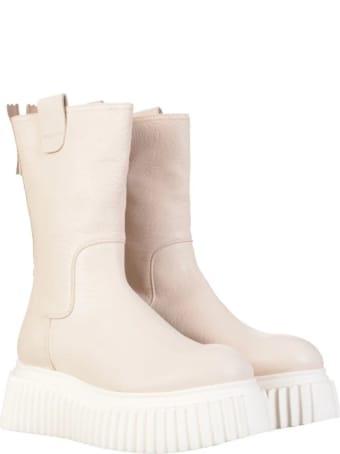 Attilio Giusti Leombruni Agl Leather Milagros Ankle Boots