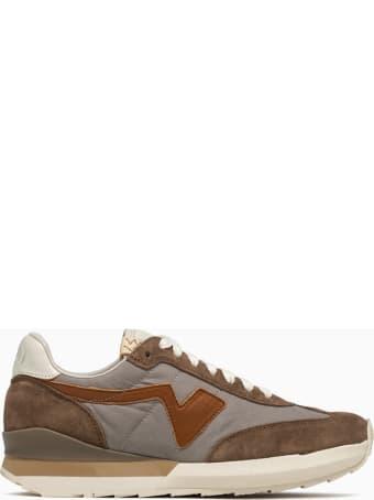 Visvim Fkt Runner Grey Sneakers 0121201001005